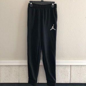Jordan's sweat pants